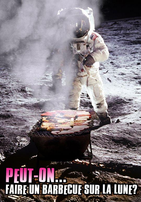 Faire un barbecue...